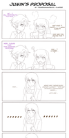 Jumins Proposal by TrainerAshandRed35