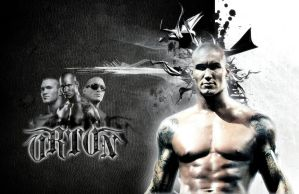 WWE New Rko Wallpaper by Gogeta126
