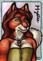 Mystee Badge 2 by katarina