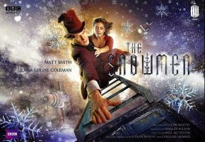 Doctor Who Christmas Special The Snowmen by EspioArtwork31