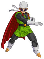 Great Saiyaman T.A. by jeanpaul007