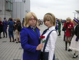 APH cosplay by JPN-TSUCCHIE