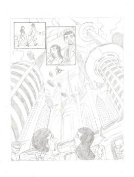 Short Comic (By script) Revised 2 by WillCapers