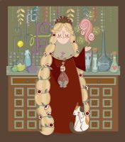 The Alchemist's Daughter by JessicaElephant