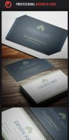 Professional Business Card by onecome