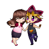 :CP: happy together by Purrinee