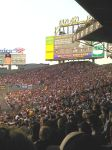 Bleachers of Fenway by Brushogen