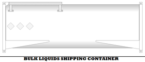 Bulk Liquids Shipping Container by mcspyder1