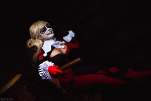 DC - Harley by MilliganVick