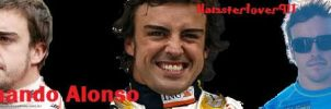 Alonso by hamsterlover911