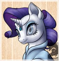 Rarity by Japandragon
