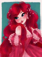 ariel by snownymphs