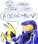 Caboose and Pikachu by MyHappiiDays