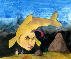 Caution: Seaman by MableTheRabbid