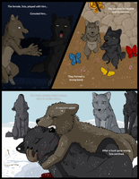 The Story of the LBW Page 2 by Fiidchell