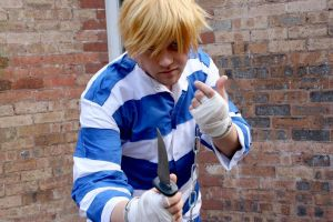 Cody Cosplay - Amecon 2012 - 4 by BBWF-Tyrant