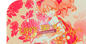 Live's like a VIDEOGAME. by YuiSakura