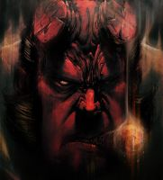 hellboy_fanart_01 by lehuss