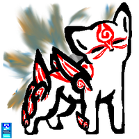 Okami Shiranui by CeruleanInquisition