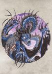Circle Dragon. Drakhenliche by drakhenliche