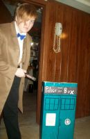 Amy, I Shrunk the TARDIS by LikeRenfieldSyndrome