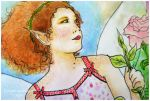 The Little Ginger Fairy II by fromfairyland
