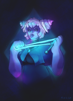 Steven Universe - Holly Blue Agate by Pixe-ll-Cat