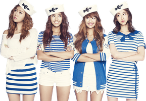 SISTAR PNG Render by classicluv