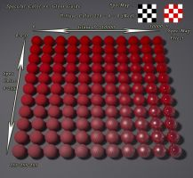 Reality Luxrender Specular vs Gloss Guide Spec Map by Rivaliant