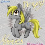 Derpy hooves by Biohazard-kirby