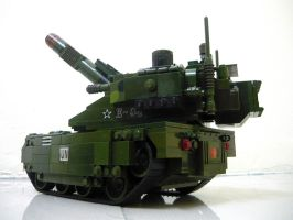 Self-Propelled Artillery 2.5 by SOS101
