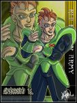 Android 16 by MariposaBullet