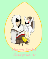 Happy Easter 2010 by ScytheDancer