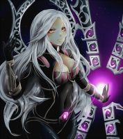 Nightblade Irelia by urusai-baka
