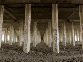 Columns and Pillars 03 by StockStockStuff