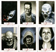 X-Files Sketch Cards 04 by RichardCox