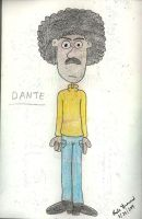 Character #79: Dante by gretzelboy89