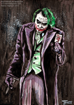 Joker by KatrineH