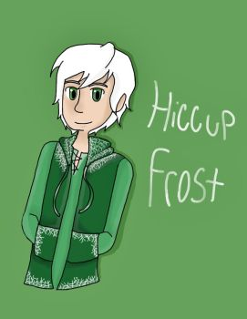 Hiccup Frost by imintraining