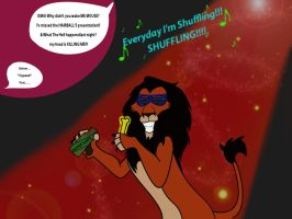 Scar's Shuffle by animal-lover-247