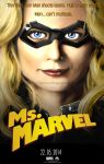 Ms. Marvel Poster by ArtKicksMyAss