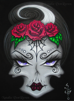 Lady Muerte by natalievonraven