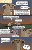 My Pride Sister Page 157 by KoLioness