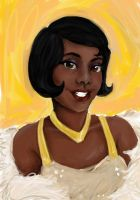 Tiana by everything-anime