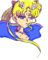 sailor moon recolored by MARoy