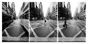 kiss the streets goodbye. by fxcreatography