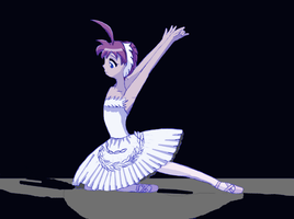 The Dying Swan by ballerina222
