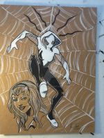 Gwen Stacy Spiderwoman 2 by hdub7