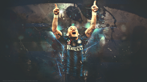 Wesley Sneijder by xDome