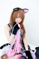 Neko Cosplay Sample by Shiizuku